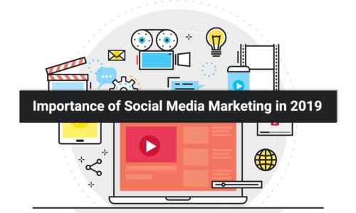 Importance of Social Media 2019 Image